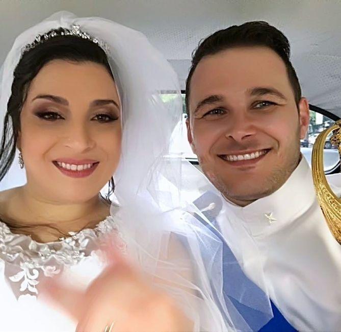 Finalmente marito e moglie!!! ❤️❤️❤️ 28/09/2019 19