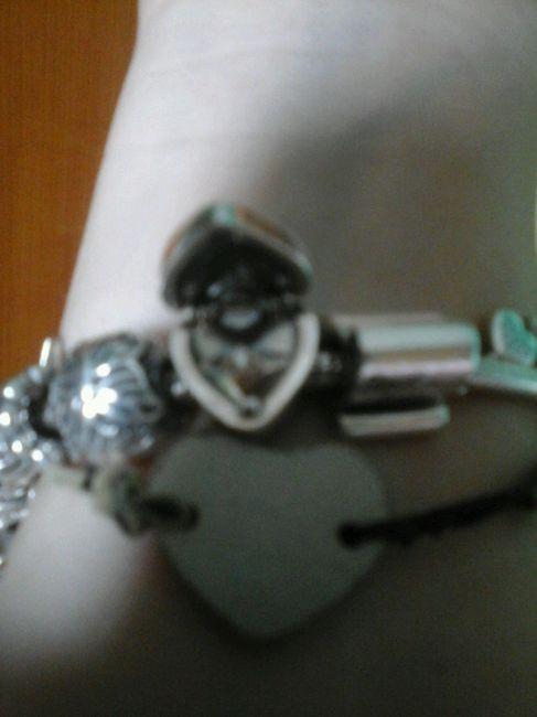 charm pandora anelli