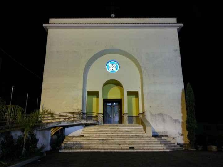 Vi presento la chiesa e la location in cui si terranno le nostre nozze-foto - 1