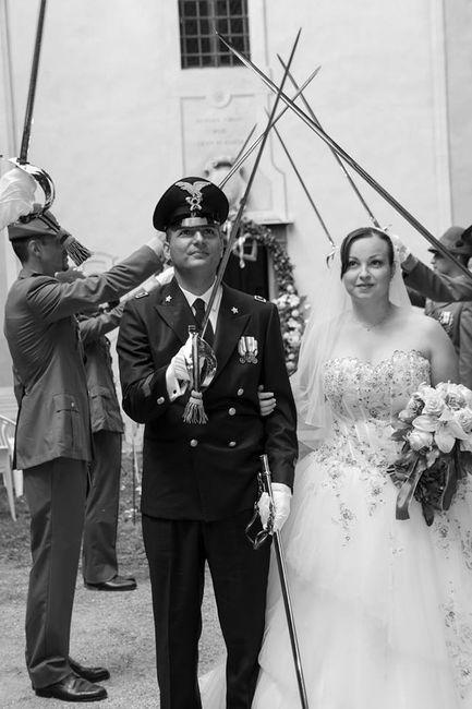Matrimonio In Divisa Esercito : Quando lui è in divisa spose sull attenti cerimonia