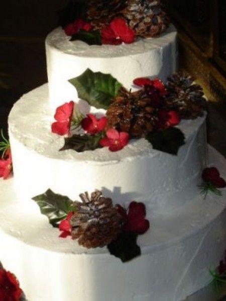 Matrimonio Tema Natalizio : Un matrimonio dal profumo natalizio organizzazione