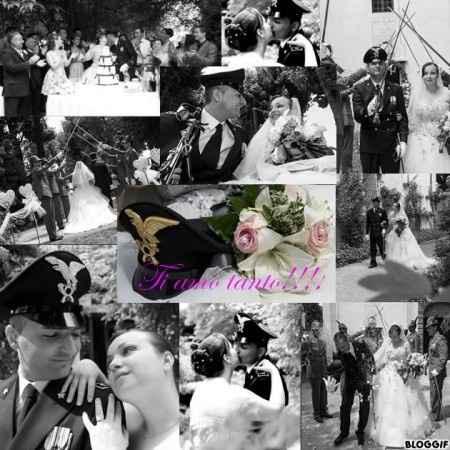collage nozze