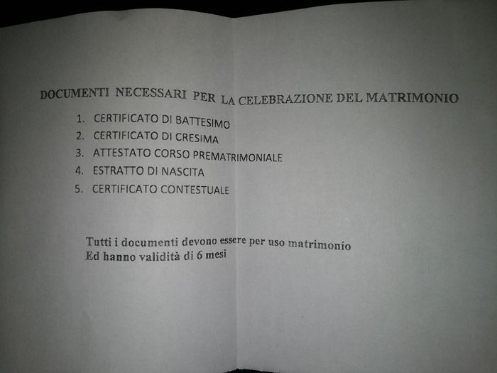 Documenti - 1