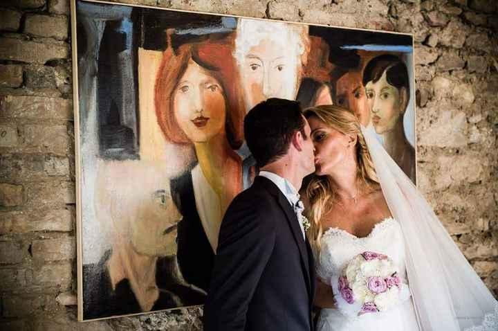 I baci  dei nostri matrimoni! - 2
