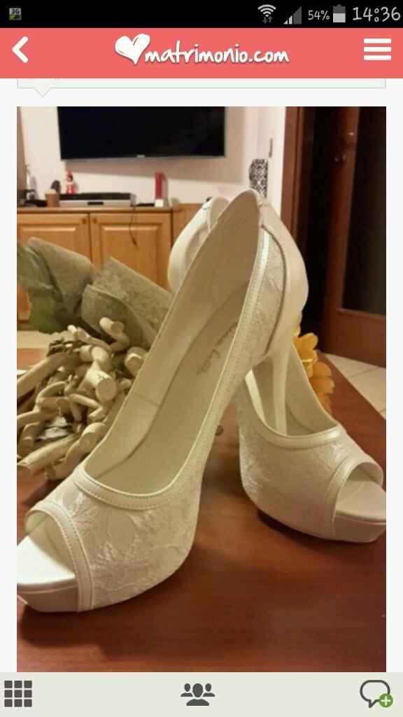 Spose giugno: le nostre scarpe - 1