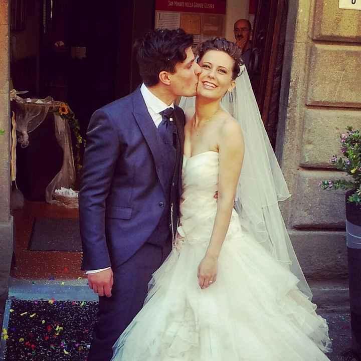 Finalmente sposi!!!!  eccoci in foto;) - 1