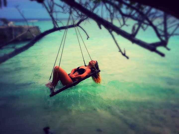 In viaggio di nozze. ... maldive prima tappa - 2