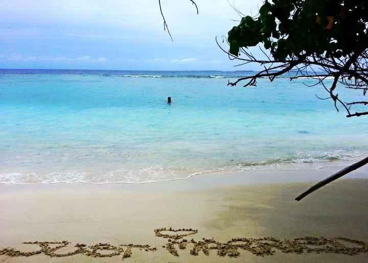 In viaggio di nozze. ... maldive prima tappa - 3