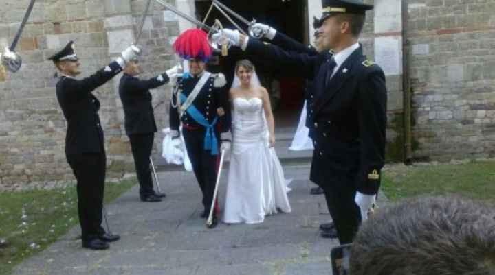Matrimonio in divisa - 1