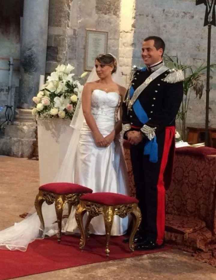 Matrimonio in divisa - 2