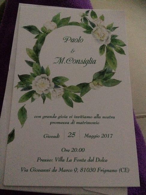 Inviti Promessa Prima Delle Nozze Forum Matrimonio Com