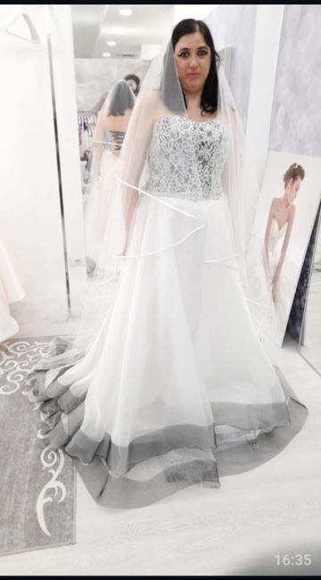 Modello del vostro abito da sposa 3