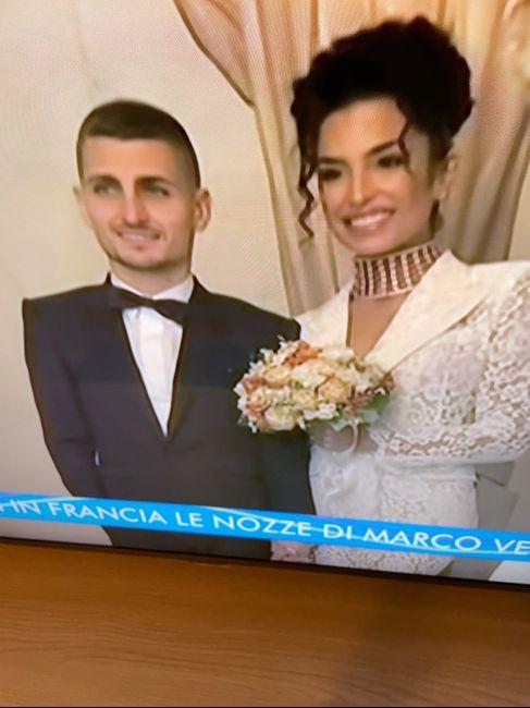 Matrimonio di Marco Verratti 2