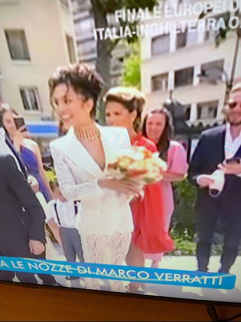 Matrimonio di Marco Verratti 15