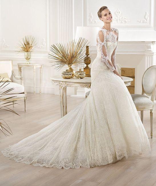 Abiti Pronovias  costo   - Pagina 2 - Moda nozze - Forum Matrimonio.com 49a3c5c2fda