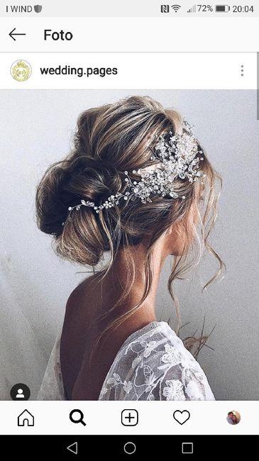 Il fiore delle tue nozze: scegli l'acconciatura - 3