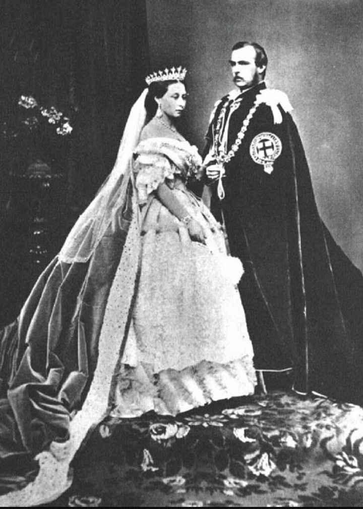 Perchè le spose si vestono di bianco? - 1