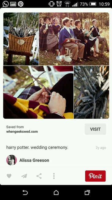 Tavoli Matrimonio Tema Harry Potter : Matrimonio a tema harry potter cerimonia nuziale