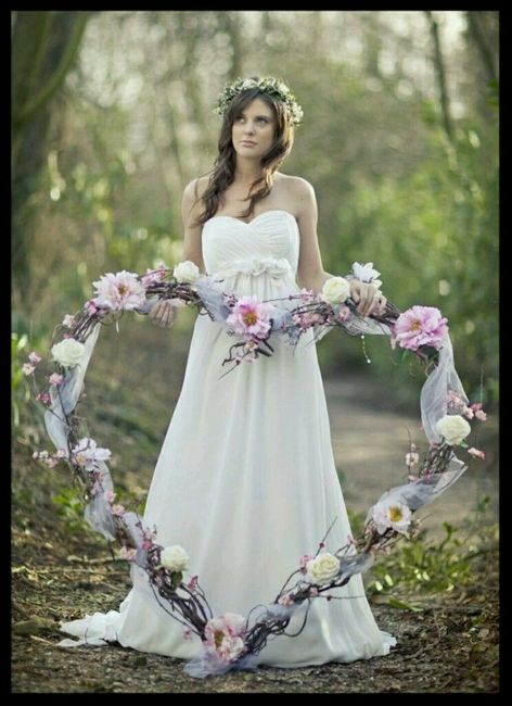 Tema Matrimonio Hippie Chic : Hippie chic moda nozze forum matrimonio