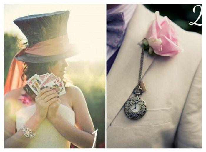 Tema Matrimonio Wonderland : Matrimonio a tema alice in wonderland ricevimento di