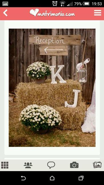 Matrimonio Stile Rustico : Stile matrimonio rustico foto organizzazione