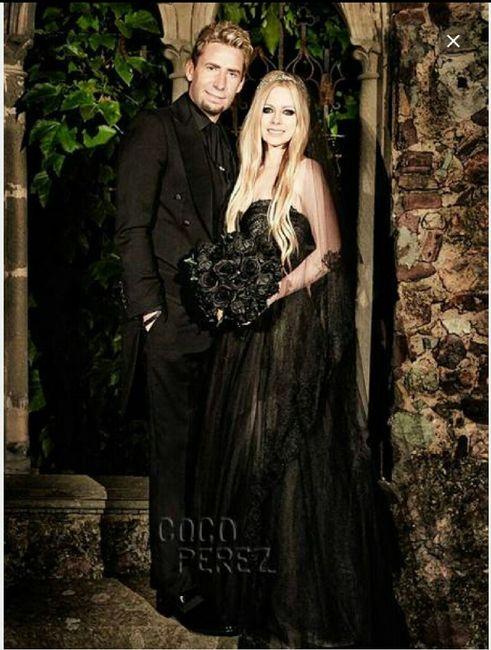 81d64239d0de Vestiti da sposa di colore nero - Moda nozze - Forum Matrimonio.com