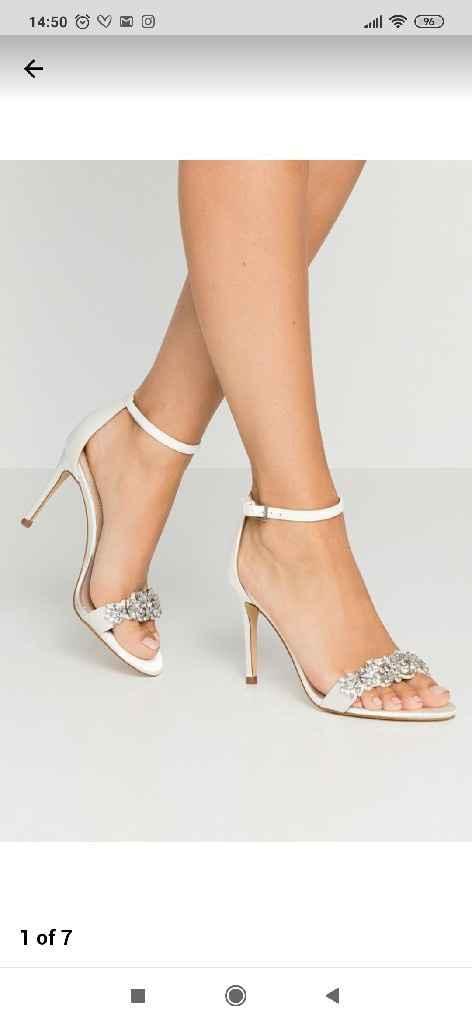 Sandali con tacco - 1