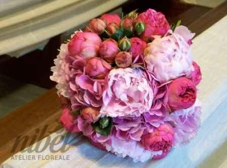Bouquet rosa...