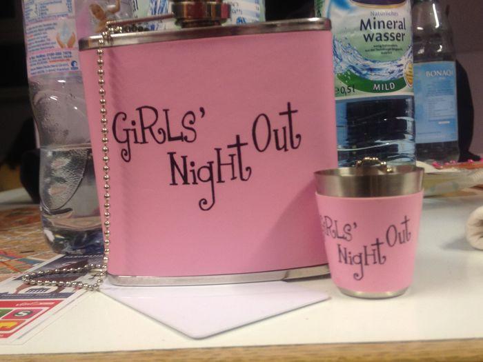 Girls' out night