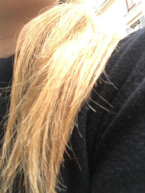 E Cosa Mi Mancava Che Il Parrucchiere Sbagliasse Il Colore