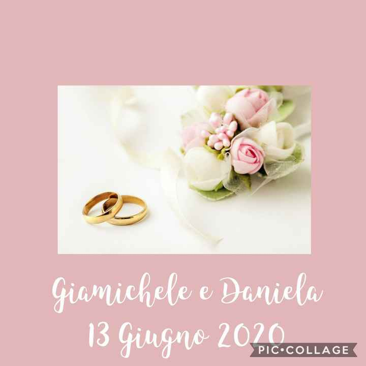 "i miei ""save the date"" ❤❤❤❤❤ - 1"