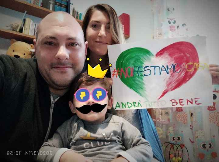 Italia: #andràtuttobene - 1