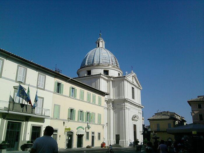 San Tommaso da Villanova - Castel Gandolfo