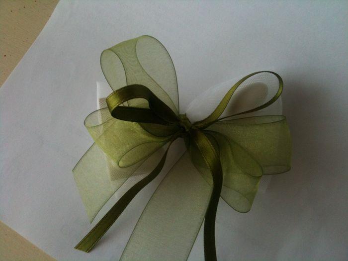 Fabuleux Fiocco a 4 asole portaconfetti!!! - Fai da te - Forum Matrimonio.com OI17