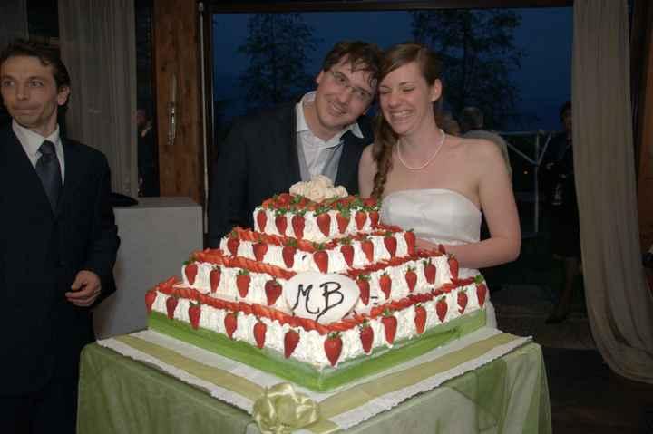 la torta!!!!!
