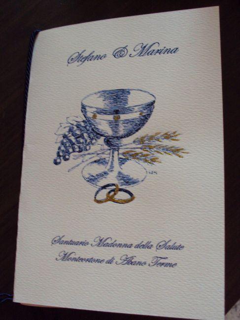 Libretto Matrimonio In Word : Work in progress partecipazioni e libretti messa fai da