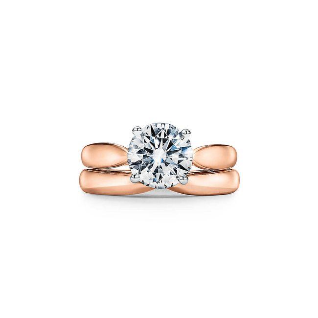 Anello fidanzamento Tiffany 4