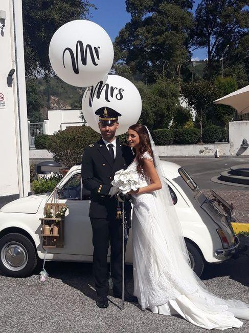 Vi dichiaro marito & moglie!💒 4