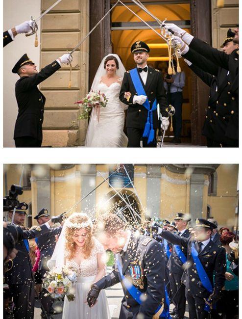 Matrimoni in divisa 👮🏻♂️ 1