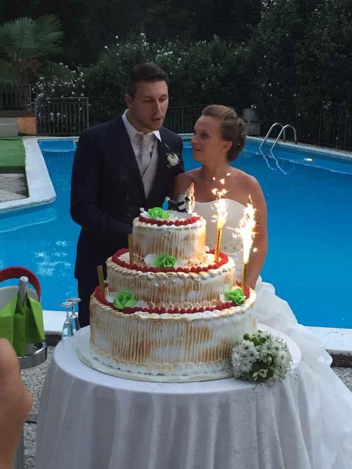 Postate una foto del vostro matrimonio - 1
