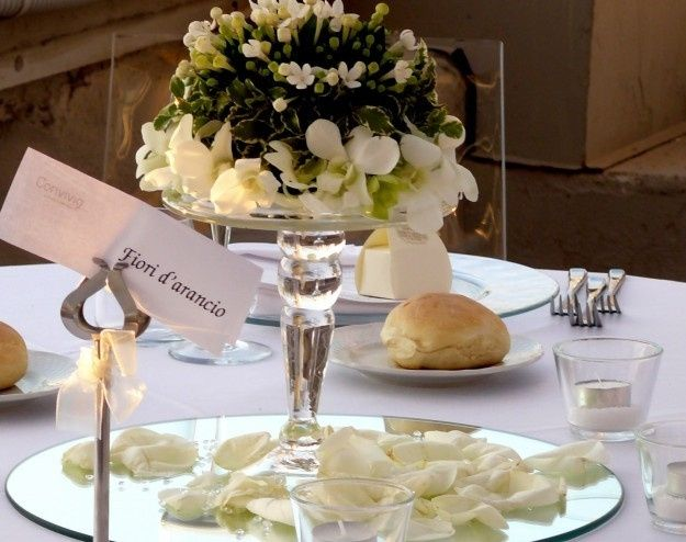 Tavoli Matrimonio Girasoli : Idee centrotavola ricevimento di nozze forum