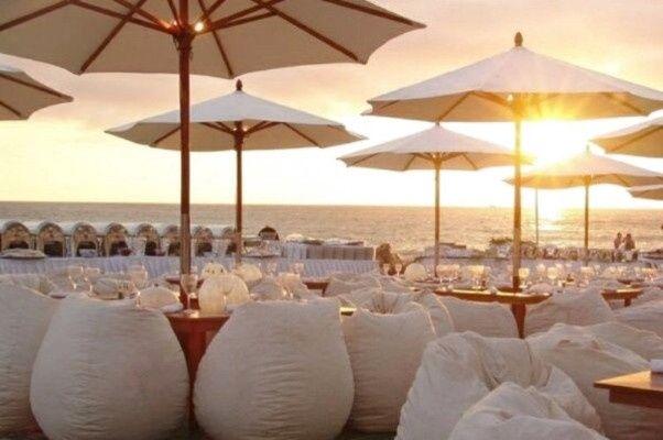 Matrimonio Spiaggia Ricevimento : In spiaggia foto ricevimento di nozze