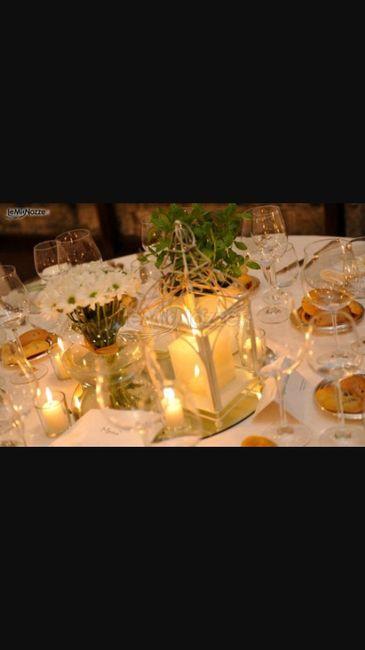Centrotavola con candele galleggianti 7 foto ricevimento di nozze - Centro tavola con candele ...