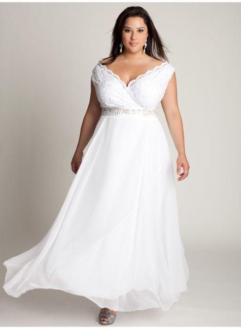 356aa85a1334 Igigi abiti da sposa plus size! - Moda nozze - Forum Matrimonio.com