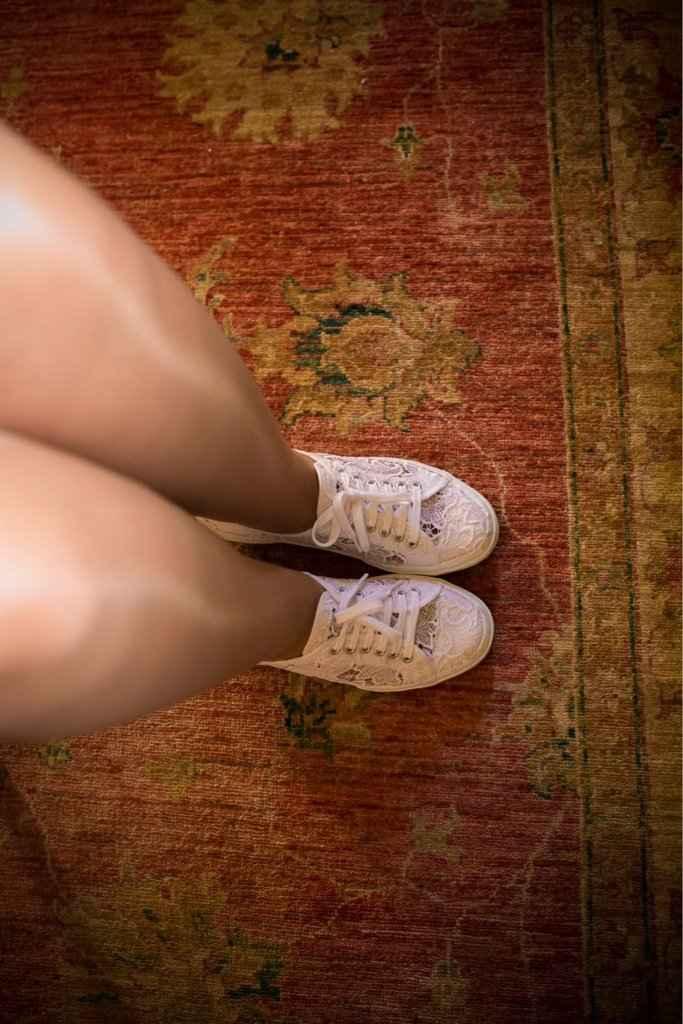 Pantofole da camera per la sposa - 1