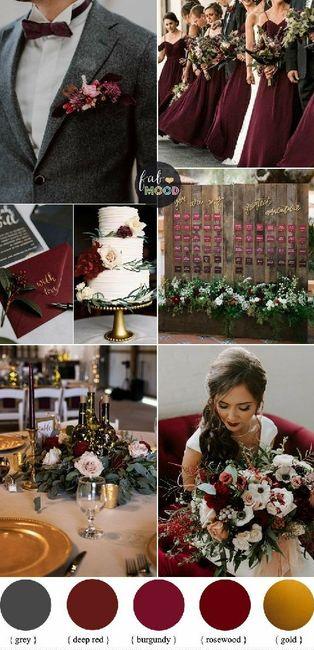 Matrimonio a dicembre. Che tema avete scelto? 12