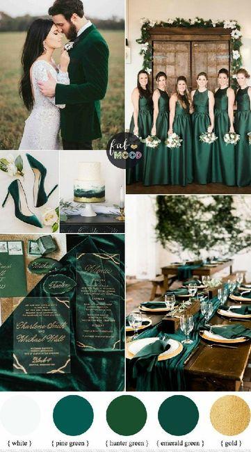 Matrimonio a dicembre. Che tema avete scelto? 13