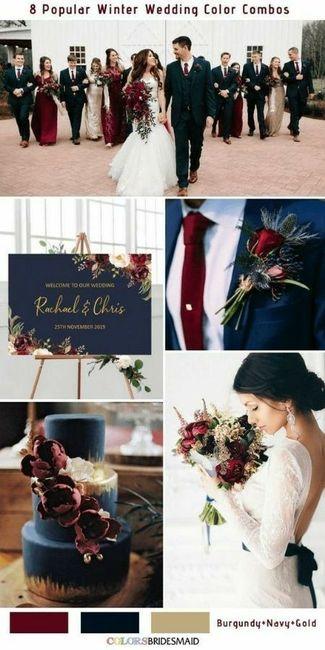 Matrimonio a dicembre. Che tema avete scelto? 14