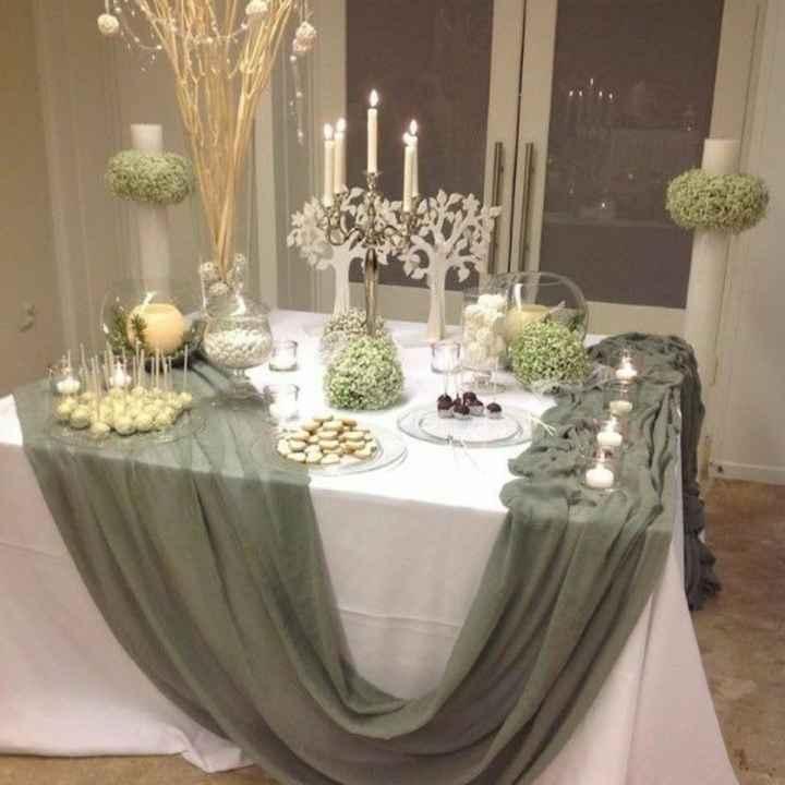 Tavolo confettata a casa della Sposa! - 2