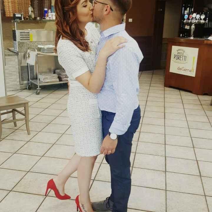 Abito promessa di matrimonio - 3